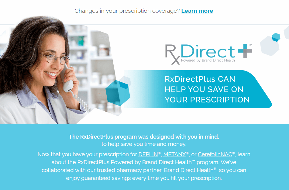 Rx Direct Plus
