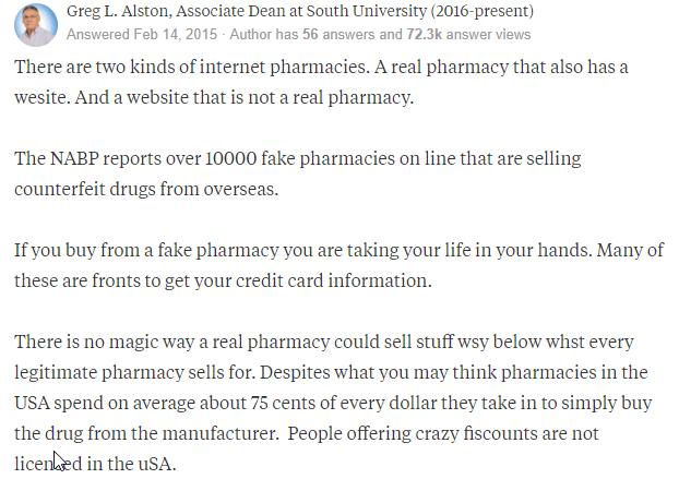 Genuine Drug Store
