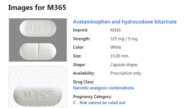 Rx Pills: Pills Identifier M365