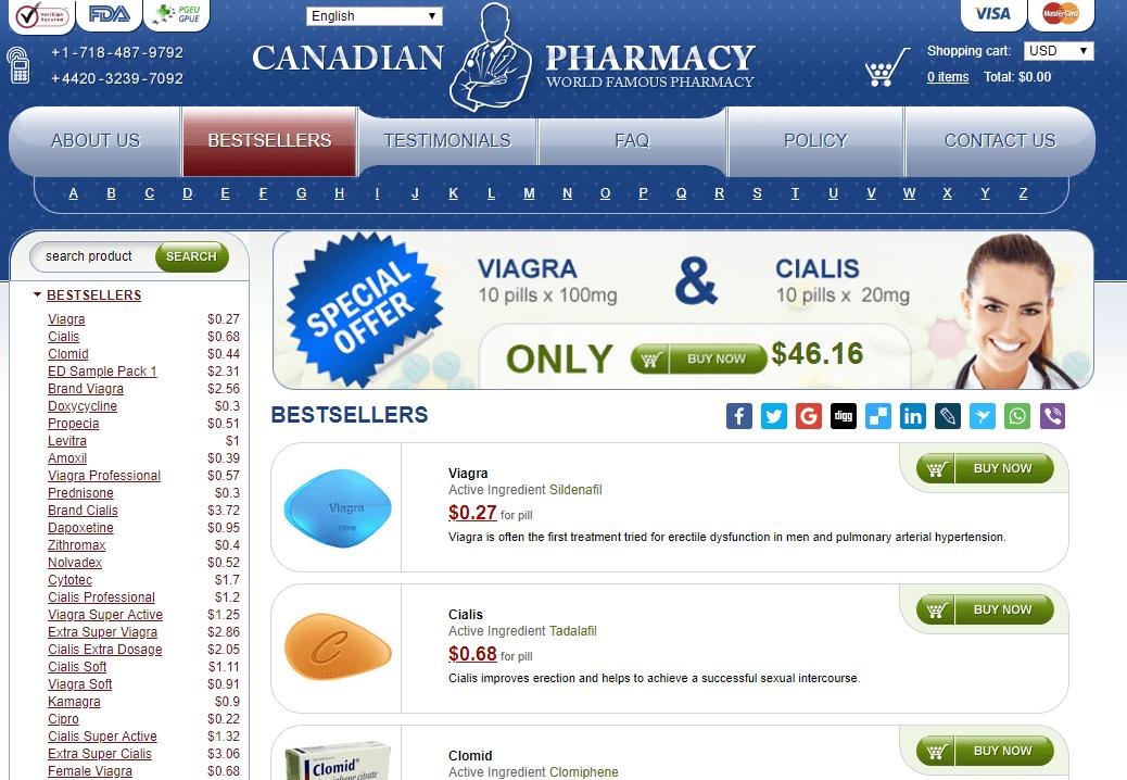 Online Pills Home