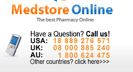 Medstore Online Contact Information