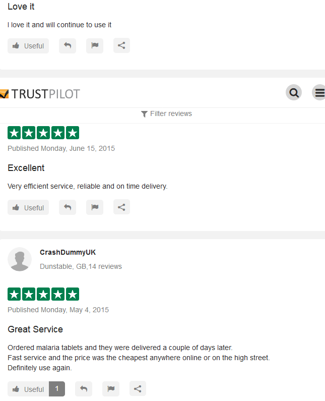 Express Pharmacy Customer Reviews