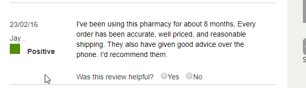 Canadian Pharmacy Review