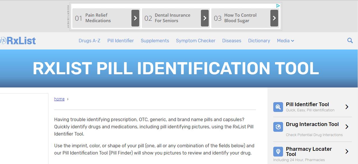 Rx Pill