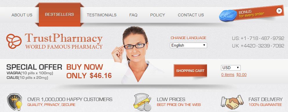 Canadian Pharmacy Homepage