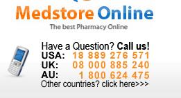 Medstore Online Contact Information